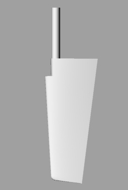 Beneteau First 30.5 rudder