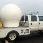 NBC Radome installed