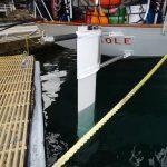 Emergency Rudder for HMCS Oriole