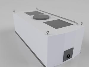 rendering of tank