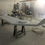 Crescent 145 radar wing
