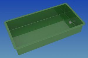 tub rendering